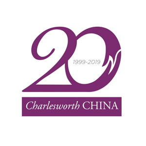 Charlesworth China 20 years